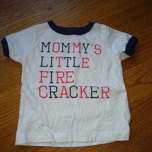 🌠4For20$🌠6M Carter's t-shirt